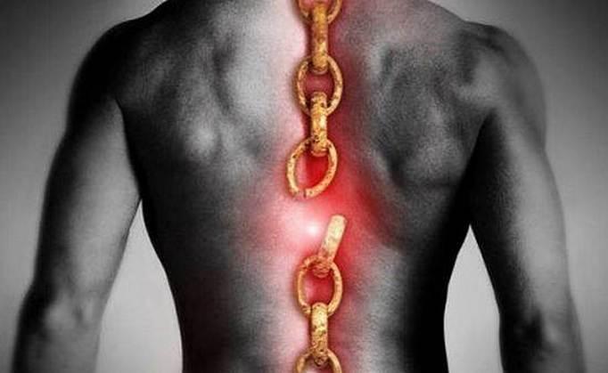 Описание грудного отдела позвоночника в военкомат норма