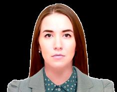 Маркова Жанна, юрист СПП