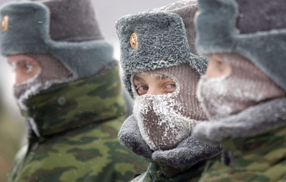 зимний призыв в армию