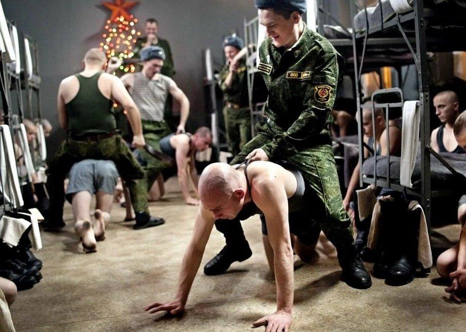 дедовщина в армии россии